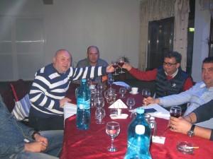 Noi decizii organizatorice şi  botezul - Regata Internaţională Poseidon-Kaliakria Cup Techirghiol Restaurant Dromas 28 martie 2014 0615