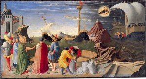 Sf Nic salvarea de la infometare