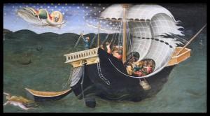 Sf Nicolae salvarea celor 3 negustori