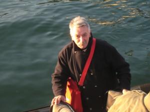 Dan Mihăescu, Clubul Nautic Român