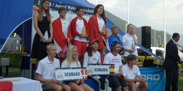 Campionatul Mondial de Yachting la Clasa Zoom8