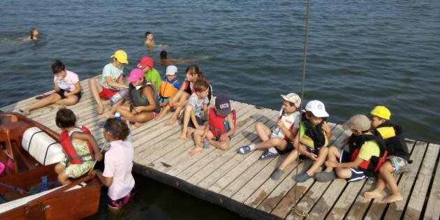 Ziua Porților Deschise la Clubul Nautic Român