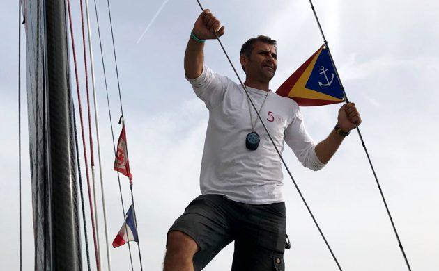 Yachtman al Clubului Nautic Român, primul român care a traversat solitar Oceanul Atlantic