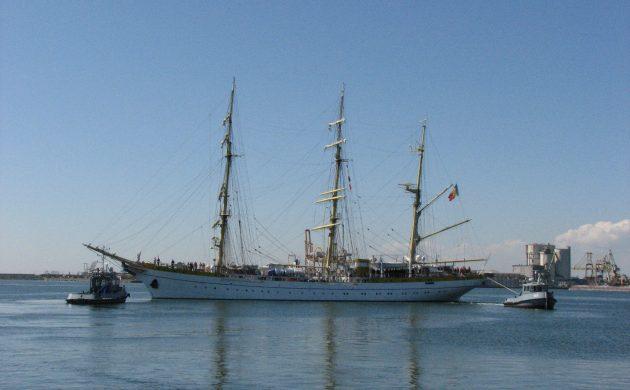 Nava Școală Mircea, un an în plus la cununa timpului, în serviciul Marinei Române