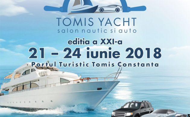 "Salonul Nautic și Auto ""TOMIS YACHT"""