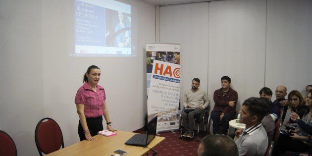 Cine pavează cu bune intenţii accesul pe piața muncii al tinerilor cu dizabilități?