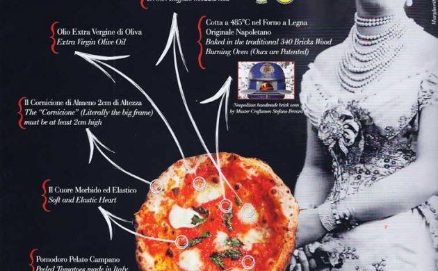 Pizza Margherita de poveste